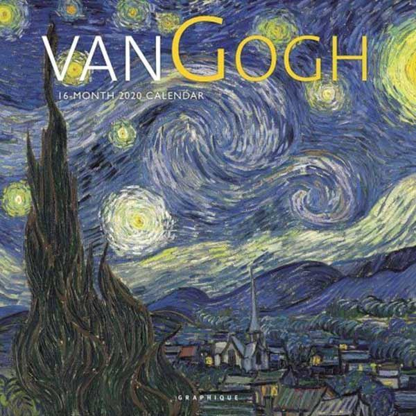 Picture of Van Gogh Wall Calendar
