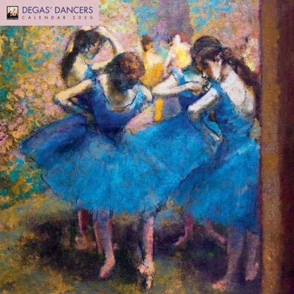 Picture of Degas Dancer Wall Calendar
