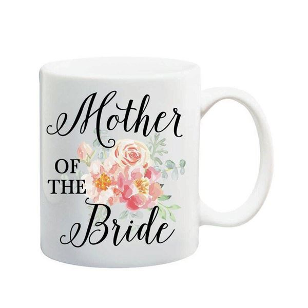 Picture of Mother of the Bride Coffee Mug